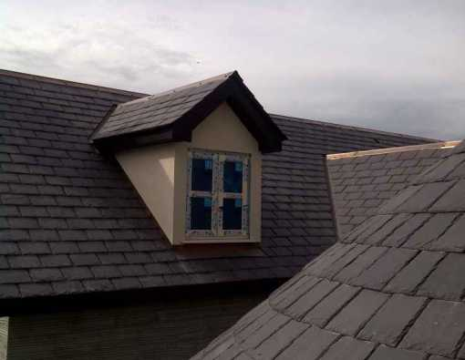 SPR SLATE ROOF